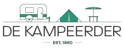 De Kampeerder – Bredene Logo
